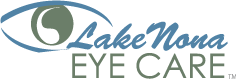 Lake Nona Eye Care Sticky Logo